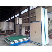Quality Horizontal CNC Foam Cutter Machine With Oscillating Blade For Special Shape Foam wholesale