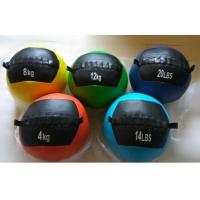 China Indoor Gym Use Fitness Accessories  Crossfit Ball Medicine Ball Body Exercise Wall Ball on sale