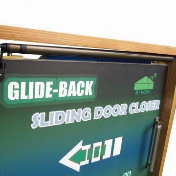 Cheap Glide-back Sliding Door Closer with Elegant Design for sale