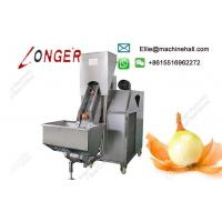 China Commercial Onion Peeling Machine Skin Peeler Industrial on sale
