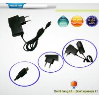 Cheap AC Universal Adapter 5V 1.5A 2A With Micro/mini USB Dc Plug for sale