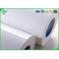 Quality Jumbo Roll High Glossy Art Paper 180gsm 200gsm 220gsm For Magazines Printing wholesale