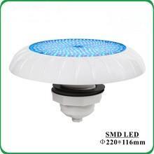 IP68 Extra Flat Resin Filled Underwater Embedded LED Vinyl Pool Lights