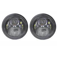 Quality 7 Inch Jeep JK LED Headlights Conversion Kit For TJ FJ Hummer Trucks Motorcy wholesale