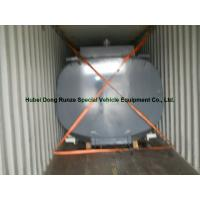 Quality High Strength 17500L Hcl Cargo Hydrochloric Acid Tank For Chemical Truck Body wholesale