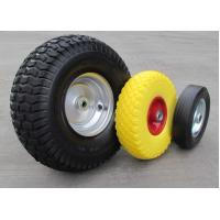 Quality 8 inch PU foam wheel 2.50-4 wholesale