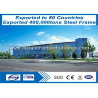 Buy cheap Pre Engineered Lightweight Steel Framing Metal Buildings Sale To Oman from wholesalers