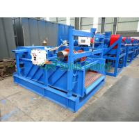 China Petroleum Solid Control System Drilling Fluids Shale Shaker Linear Motion on sale