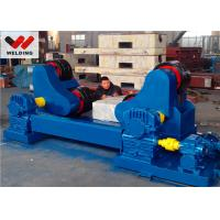 Quality Pipe welding rotator turning roll 5000kg  Auto Adjust Customized Turning Rolls Welding Rotator wholesale
