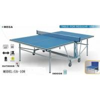 China Indoor Table Tennis Table on sale
