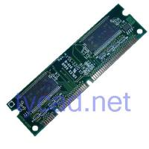 China Q7707-67951 32MB 100-pin SDRAM DIMM memory module HP Color LaserJet 2550 2840 2820  printer parts on sale
