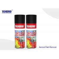 China High Efficiency Aerosol Paint Remover For Dissolving & Removing Lacquers on sale