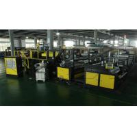 Quality PLC Double Layer Stretch Wrap Machine For Furniture Packing 500 - 1000 mm wholesale