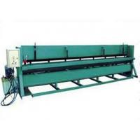 Buy cheap 380V 50Hz Sheet Metal Cutting Machine With Cr12 Cutting Blade Material from wholesalers