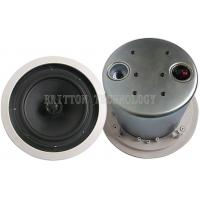 Quality Full Range 8inch Ceiling Mounted Speakers White / Black 2 Way 91dB 40 Watts wholesale