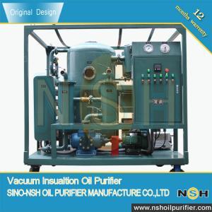 Quality NSH Insulation Oil Purifier, VF/VFD/VFD-R,vacuum oil purifier, mobile type, improve insulation, oil dehydration wholesale