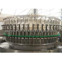 Quality Auto Carbonated Drink Filling Machine Soda Water Making And Bottling Production Line wholesale