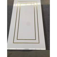 Quality high glossy kitchen cabinet door panel,White lacquer kitchen cabinet door wholesale