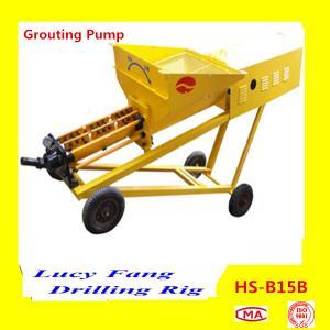 China China Hot Sale HS-B15B Grouting Pump on sale