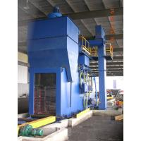 Quality Industrial Steel shot blasting equipment for blasting of H beams , Angles and flat wholesale