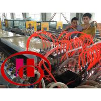 China Industry Wpc Door Production Line / Wood Plastic Composite Extrusion Machine on sale