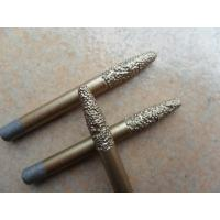Quality Brazed Diamond Engraving Tools Diamond Engraving Bit For Diamond Carving Tools wholesale