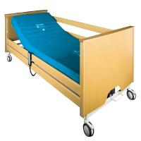 Buy cheap Hospital Medical Home Wooden Electric Nursing Bed With Five Functions from wholesalers