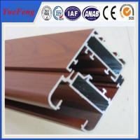 China New! supply aluminum alloy 6063 t5 decorative aluminum sheet wood aluminum panels for wall on sale