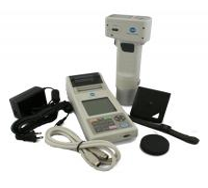 Quality Konica minolta chroma meter CR-400 food colorimeter food chroma meter food color meter fruit color measuring instrument wholesale