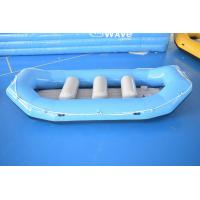 Quality Inflatable Rafting Boat / Whitewater Raft For Adventure Games wholesale