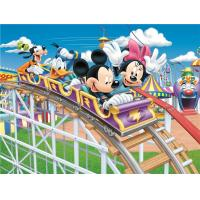Quality High Glossy Surface Bamboo Fiber Board Cartoon Mickey And Donald Fireproof wholesale