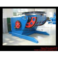 Quality Tank / Vessel Auto Welding Positioners VFD Control Self Adjustable Table With Foot Switch wholesale