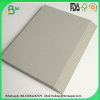 China 2017 Wholesale 200g 230g Customerized Size Grey Board Paper Duplex Board With Grey Back on sale