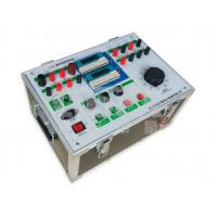China Single Phase Relay Protection Tester Measuring Start Value 0.1ms Resolution on sale