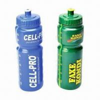 Quality Promotional Water Bottles, Made of Plastic, Suitable for Promotional and Gift Purposes, BPA-free wholesale