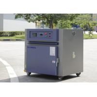 Buy cheap Industrial High Temperature Precise Drying Oven For Laboratory Air Exchange from wholesalers