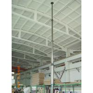Quality 200kg payload-18m non-lockable pneumatic telescopic masts-80106180 wholesale