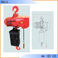 Quality Hook Suspension Electric Chain Hoist With 360 Degree Rotatable wholesale