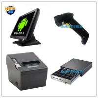 Quality Stronger Stabilization Android Pos Cash Register 4GB 15 Inch Touch Screen wholesale