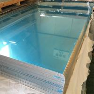 Quality 3104 Alloy Grade Aluminum Vessels H26 / H28 Temper Rust Proof Square Shape wholesale
