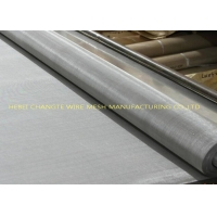 China Papermaking Woven 0.5m Width Stainless Wire Mesh Screen on sale