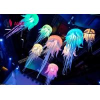 Quality Music Show Inflatable Octopus Decoration , Light Up Inflatables Angel Christmas Decoration wholesale