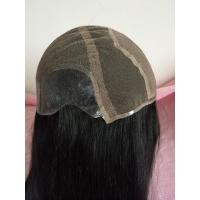 Quality Elegant-wig Quality Virgin Indian Hair Silk Top Full Head Toupees For Black Women wholesale