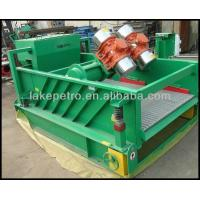 Quality API Oilfield Solid Control Equipment Shale Shaker for Mud Cleaning wholesale