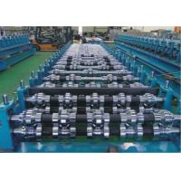 Galvanized Steel Roofing Sheet Roll Forming Machine For Two Roof Wall Panel Profiles
