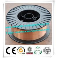 China High Efficiency MIG Welded H Beam Line ER70S-6 CO2 Welding Wire Little Spatter on sale