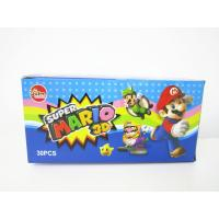 Quality Super Mario CC Stick Candy With Lovely 3D Super Mario Pictures Toy wholesale