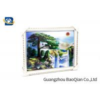 Quality Beautiful Landscape 3D Lenticular Images , Stereograph Lenticular 3D Printing wholesale