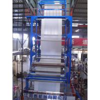 Buy cheap Double-layer Co-extrusion Plastic Film Blowing Machine With CE ISO product