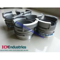 Cheap Aluminium Guillemin coupling with latch/lock /French coupling for sale